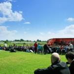 Openluchtdienst Salmsteke - 1 juli 2012